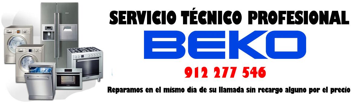 Servicio t cnico beko en madrid for Servicio tecnico grohe madrid