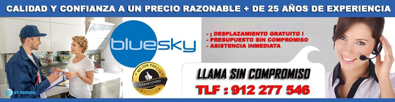 Servicio t cnico bluesky en madrid tlf 912 277 546 for Servicio tecnico grohe madrid